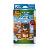 Crayola Air Dry Clay Variety Pack - Neutral colors (57-2002)