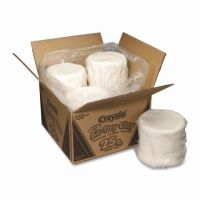 Crayola Air Dry Clay 25 lb Value Pack White  (57-5001)