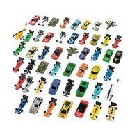 Mega Die Cast Car Assortment , 50 units