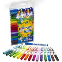 Pip-Squeaks Skinnies Markers, 16 Count 58-8146