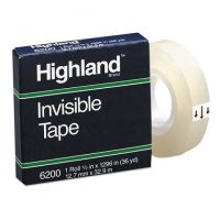 Highland Invisible Tape 1/2