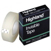 Highland Invisible Tape 3/4