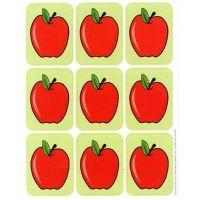 Eureka Apples Giant Stickers (65016)