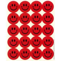 Eureka Strawberry Scented Smile Stickers (65091)