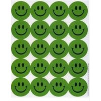 Eureka Lime Scented Smile Stickers (65092)