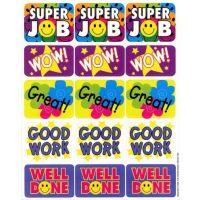 Eureka Super Job Success Stickers (658230)