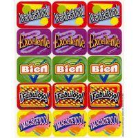 Eureka Spanish Success Stickers (658340)