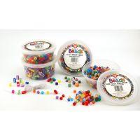 Hygloss Starburst Bucket O Beads 18mm, 300 per pack