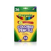 Crayola 36 Colored Pencils, Long 36 ct.