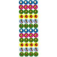 1200 Self-Adhesive Judaic Stickers Classpack  Brochos I