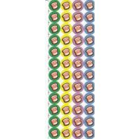 1200 Self-Adhesive Judaic Stickers Classpack  Birchas Hamazon