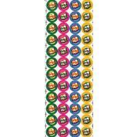 1200 Self-Adhesive Judaic Stickers Classpack  Tefilah