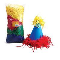 Hygloss Shredded Tissue - 8 oz. (2 oz. Ea. Of 4 Asst'd Colors)