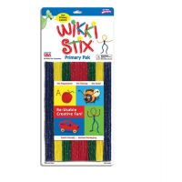 Wikki Stix Original Packages – Primary Colors