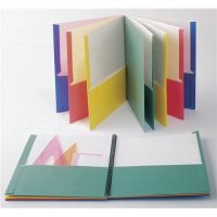 Eight pockets Folder, Multi-Pocket , Subject File Folder 8 1⁄2