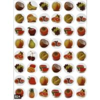 Fruits Stickers 3/4