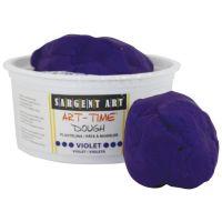Sargent Art 3-Pound Art-Time Dough, Violet,  85-3142