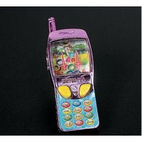 Plastic Cell Phone Water Games , 12 units
