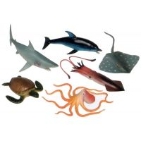 Get Ready Kids Ocean Animal Playset of 12