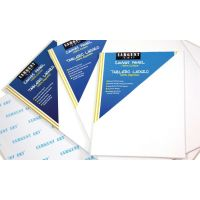 9x12-Inch Stretched Canvas, 100-Percent Cotton Double Primed - Sargent Art 90-2018