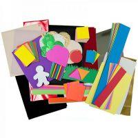 Hygloss Paper Remnant Treasure Box