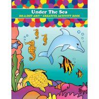 Do - A- Dot Creative Art Book - Under the Sea - B-372