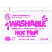 Center Enterprise, Washable Stamp Pads, Hot Pink , CE509