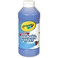 Crayola Washable Paint 16 oz. - Blue