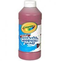 Crayola Washable Paint 16 oz. - Red