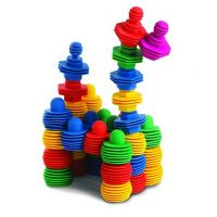 Edushape Ez-Grip Soft Flexies Shape 60 Piece