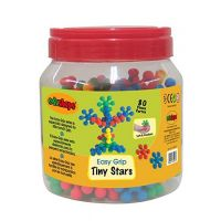 Edushape Ez-Grip Tiny Stars 80 Piece Set