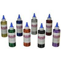 Handy Art Washable Glitter Glue 8-Ounce Choose a Color