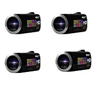 Classroom High Definition 4 Digital Camcorders with HDMI KIT