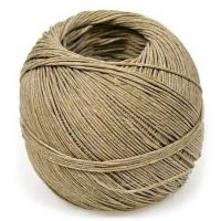 Natural Hemp Cord 48 pound, Package of 400 feet Natural