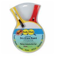 Kleenslate Concepts Hand Held Dry Erase Boards Set of 2