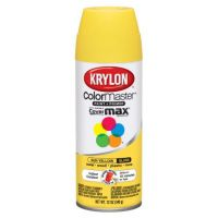 Krylon General Purpose Aerosol, 11-Ounce, Sun Yellow Spray Paint