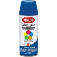 Krylon General Purpose Aerosol, 11-Ounce, True Blue Spray Paint