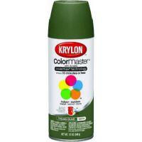 Krylon General Purpose Aerosol, 11-Ounce, Emerald Green Spray Paint