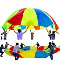 20' Diameter with 16 handles Parachute play for Kids