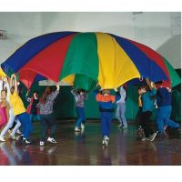 24' Diameter with 20 handles Parachute play for Kids