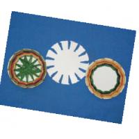 Craft bases yarn weaving