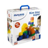 Kim Block Super Set 40-Pieces Set