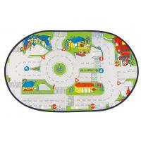 Miniland Traffic Mat