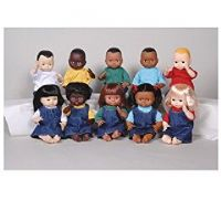 Marvel Education Company Dolls Multi-Ethnic White Girl