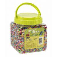 Perler Beads 11,000 Count-Multi-Mix  17500