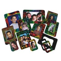 Scratch-Art Photo Frames 72 Project Pack