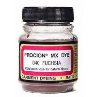 Deco Art Jacquard Procion Mx Dye, 2/3-Ounce, Fuchsia