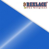 Pepperell Rexlace Plastic Craft 100 Yard Spool, 3/32-Inch Wide, Neon Blue