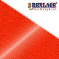 Pepperell Rexlace Plastic Craft 100 Yard Spool, 3/32-Inch Wide, Neon Red