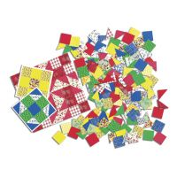 Quilt Mosaics Craft Paper, Roylco, R15642